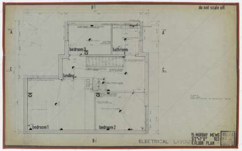 Norman Foster Foundation Archive > F. floor plan. Electrical ... on electrical locator, electrical drawing, electrical text, electrical architecture, electrical room size, electrical header, electrical specifications, electrical blueprint reading, electrical designing, electrical production, electrical prototype, electrical electronics t shirt designs, electrical cad building design, electrical floorplan, electrical input, electrical engineering, electrical safety, electrical area classification standards, electrical plans, electrical load schedule,