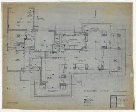 Norman Foster Foundation Archive > Electrical layout on electrical locator, electrical drawing, electrical text, electrical architecture, electrical room size, electrical header, electrical specifications, electrical blueprint reading, electrical designing, electrical production, electrical prototype, electrical electronics t shirt designs, electrical cad building design, electrical floorplan, electrical input, electrical engineering, electrical safety, electrical area classification standards, electrical plans, electrical load schedule,